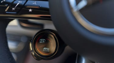 Mercedes-AMG E 63 estate driving mode