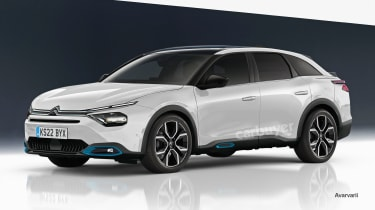 New Citroen crossover preview