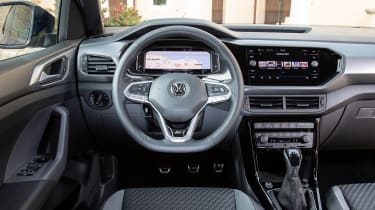 Volkswagen T-Cross 2019 interior