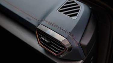 Cupra Formentor SUV air vents