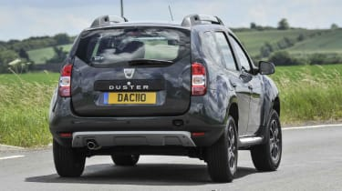 The Dacia Duster is based on proven technology from Renault