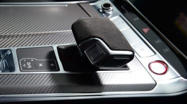 Audi RS6 Avant estate gearlever