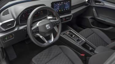 2020 SEAT Leon - interior view