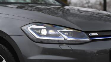VW e-Golf light