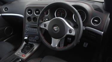 Alfa Romeo Brera - interior