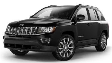 Jeep Compass SUV 2013 main