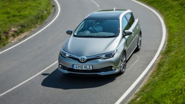 In the family hatchback class the Toyota Auris is the safe and sensible choice
