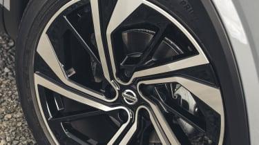 2021 Nissan Qashqai alloy wheel