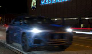 Maserati Grecale prototype