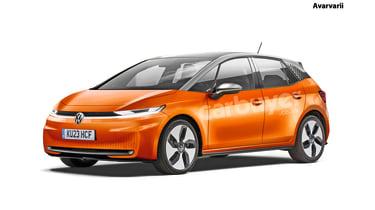 Volkswagen ID. supermini front