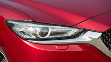 Mazda6 Tourer headlight
