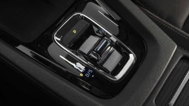 Skoda Octavia vRS gear selector