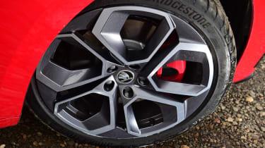Skoda Octavia vRS Estate alloy wheels
