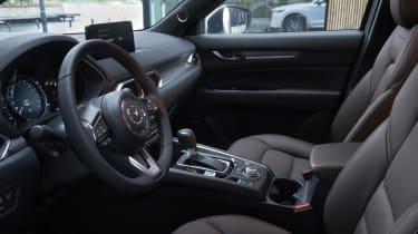 2022 Mazda CX-5 GT Sport interior
