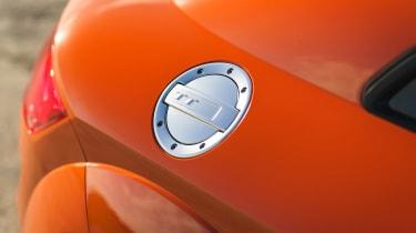 Audi TT Coupe fuel filler
