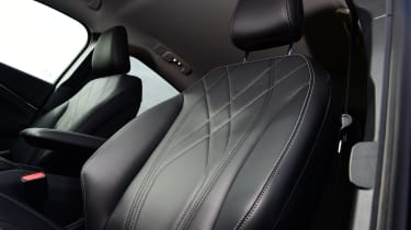 Ford Mustang Mach-E - front seats