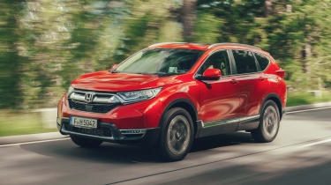 The Honda CR-V is one of the world's most popular SUVs thanks to its practicality and reliability