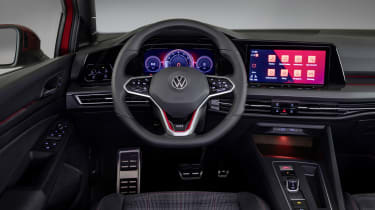 2020 Volkswagen Golf GTI - interior