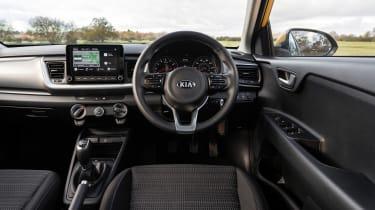 Kia Stonic SUV interior