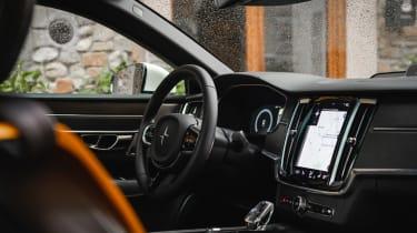 Polestar 1 coupe interior