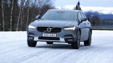 Volvo knows that not everybody needs the bulk of a full size SUV