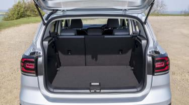 VW T-Cross boot