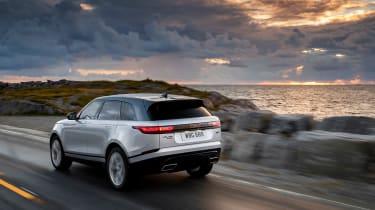 Range Rover Velar R-Dynamic rear