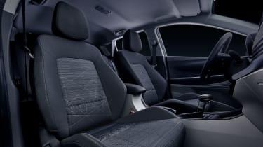Hyundai Bayon seats