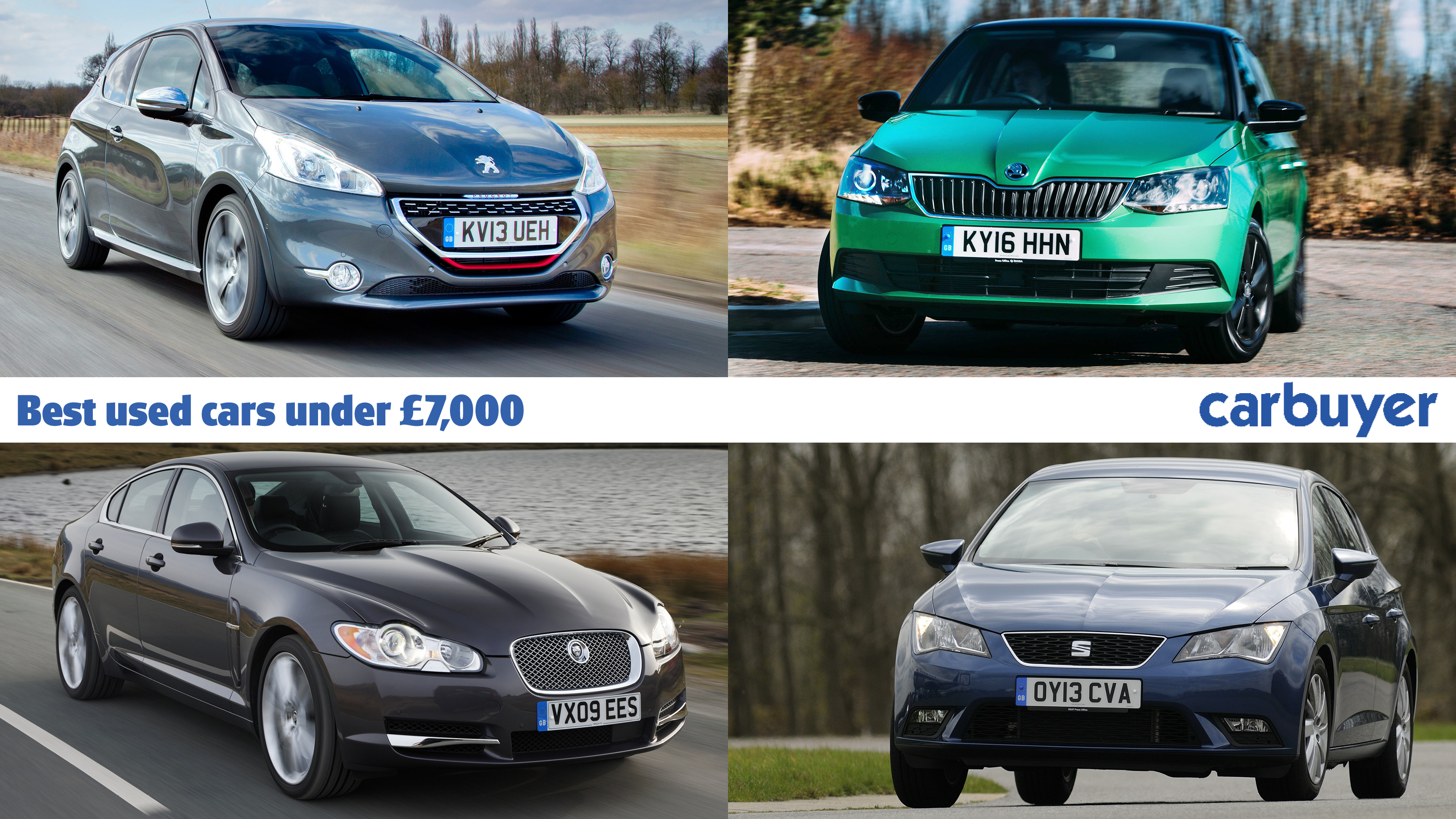 Best Used Cars Under 7 000 Carbuyer