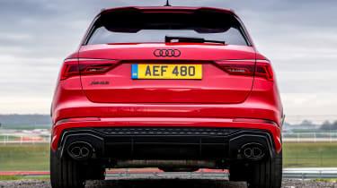 Audi RS Q3 rear end