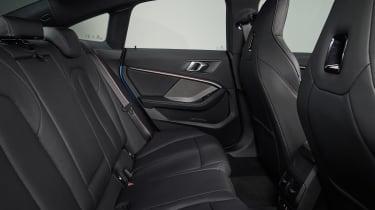 2020 BMW 2 Series Gran Coupe M235i xDrive - rear seats