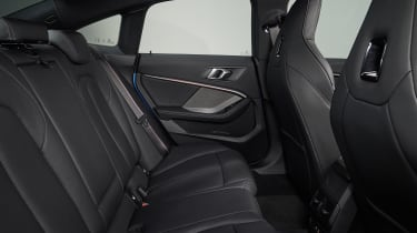 2020 BMW 2 Series Gran Coupe M235i xDrive - rear seats