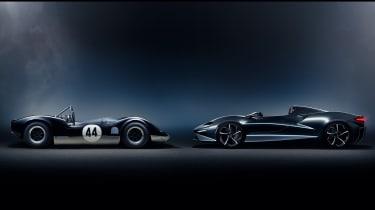 McLaren Elva and McLaren-Elva M1A