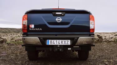 2019 Nissan Navara - rear tailgate