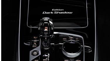 BMW X7 Dark Shadow Edition interior detail