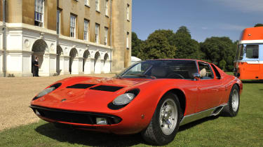 While the Miura is undeniably stunning, it's also known to be tricky to drive