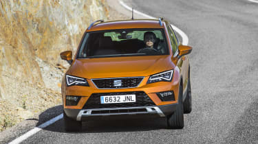 As well as a choice between manual and quick-shifting dual-clutch automatic gearboxes