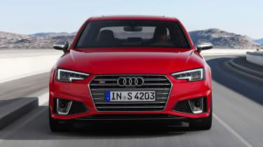 Audi S4 Saloon TDI - Front driving