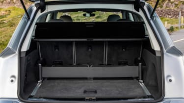 Audi Q7 SUV luggage space
