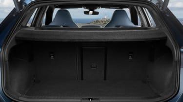 Cupra Formentor SUV boot