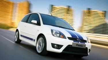 In 2003 Ford launched the first Fiesta to be new from the ground up for 14 years