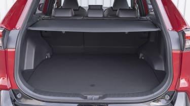 Suzuki Across SUV boot