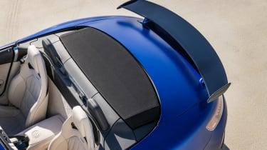 Mercedes-AMG GT R Roadster rear spoiler