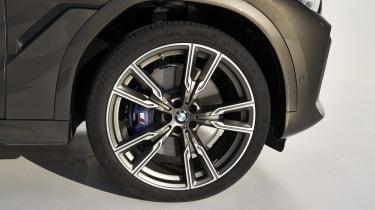 2019 BMW X6 - front wheel static close up shot