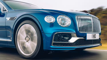 Bentley Continental Flying Spur saloon grille