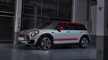 MINI John Cooper Works Clubman - side quarter static