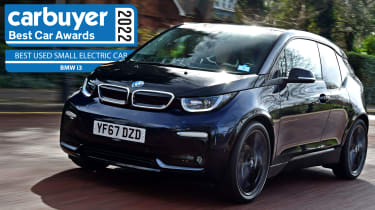 Best Used Small Electric Car: BMW i3