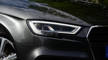 Audi A3 Sportback headlight