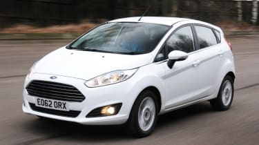 Whichever engine you choose, economy is very good in the Fiesta, especially the 1.5-litre TDCi diesel, which returns an impressive 85mpg.