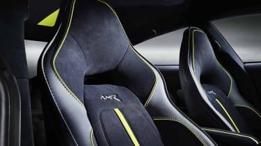 Aston Martin Rapid AMR – seat detail